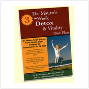 Dr. Mauro's 3-week Detox Plan
